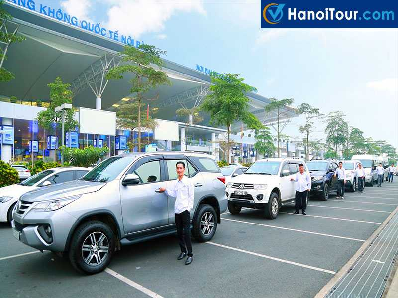 Hanoi (Noi Bai) International Airport Pick Up Service